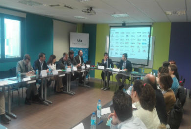 La Comisión Clúster de Innovación Colaborativa y Mejora Tecnológica de MetaIndusty4 se reúne en la sede de Asac Comunicaciones