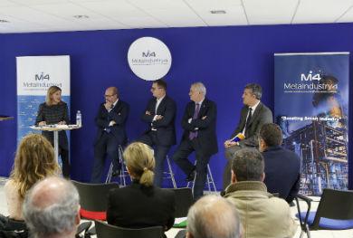 MetaIndustry4 debate sobre la adopción de la Industria 4.0 en el metal asturiano