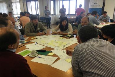 Los socios de MetaIndustry4 se reúnen para cocrear en la generación de proyectos de innovación y digitalización