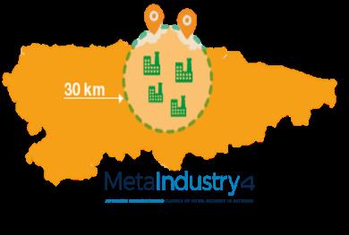 Las empresas del metal unen sus fuerzas para vender fuera