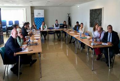Celebrada una nueva reunión de la Comisión de Integración en Cadenas Globales de Valor