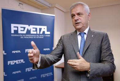 Reelección de Guillermo Ulacia como presidente