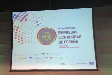 MetaIndustry4 participa en el III Encuentro de Empresas Licitadoras de España