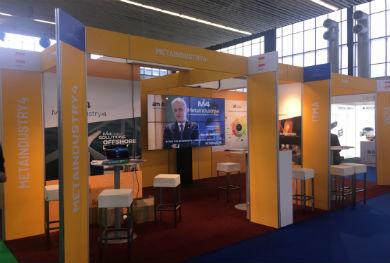 Asturias presente en la feria Offshore Energy 2018 en Amsterdam