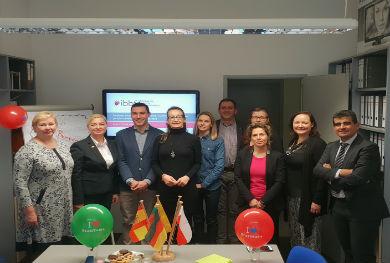 Celebrada la reunión de lanzamiento del proyecto AttTraK en Berlín