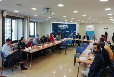 Celebrada la primera reunión del año de la Comisión de Innovación Colaborativa y Mejora Tecnológica