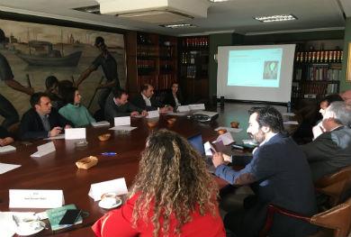 Primera reunión del año de la Comisión de Gestión del Capital Humano