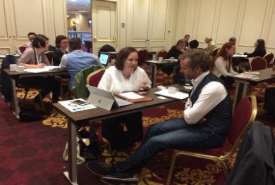 MetaIndustry4 participa en la VI Conferencia Europea de Clusters en Bucarest