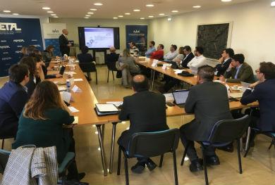 Primera reunión de la nueva etapa de la Comisión de Integración en Cadenas Globales de Valor