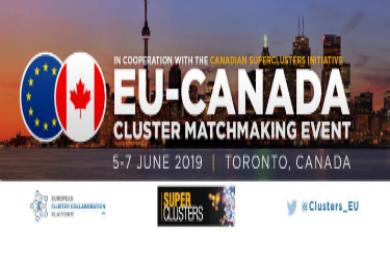 MetaIndustry4 seleccionado para participar en el Canada-EU Cluster Matchmaking event