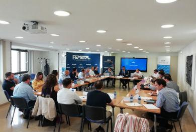 Reunión de la Comisión de Innovación Colaborativa y Mejora tecnológica
