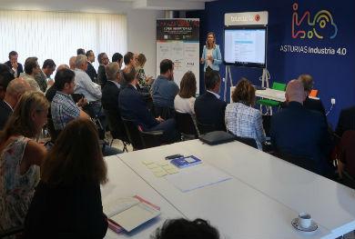 MetaIndustry4 participa en la definición del Asturias Digital Innovation Hub