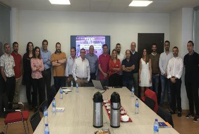 Tekox abre sus puertas a los socios de MetaIndustry4