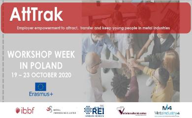 Nuevo encuentro del proyecto AttTrak, en Bialystok