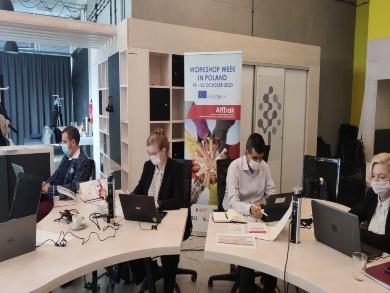 MetaIndustry4 participó en el Erasmus+ AttTrak international workshop en Polonia