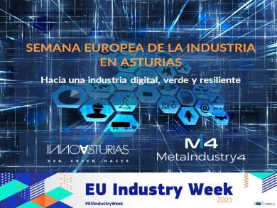 Semana Europea de la Industria en Asturias