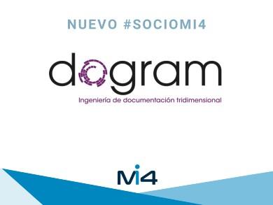 Dogram, nuevo #socioMI4