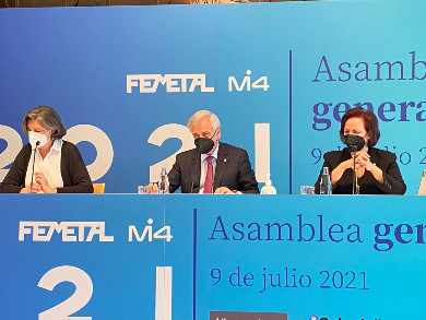 MetaIndustry4 celebra en Gijón su quinta Asamblea General